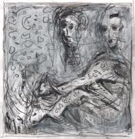 J.-F. Crayons contés sur papier, 2015